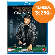 Produktbilde for The Cincinnati Kid (DK-import) (BLU-RAY)