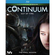 Continuum - Sesong 4 (BLU-RAY)