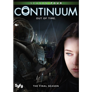 Continuum - Sesong 4 (DVD - SONE 1)