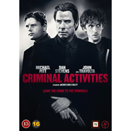 Criminal Activities (DVD)