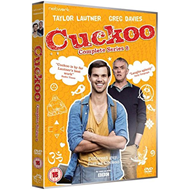 Cuckoo - Sesong 2 (UK-import) (DVD)