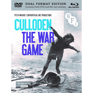 Culloden + The War Game (UK-import) (Blu-ray + DVD)