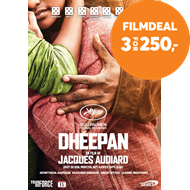 Produktbilde for Dheepan (DVD)