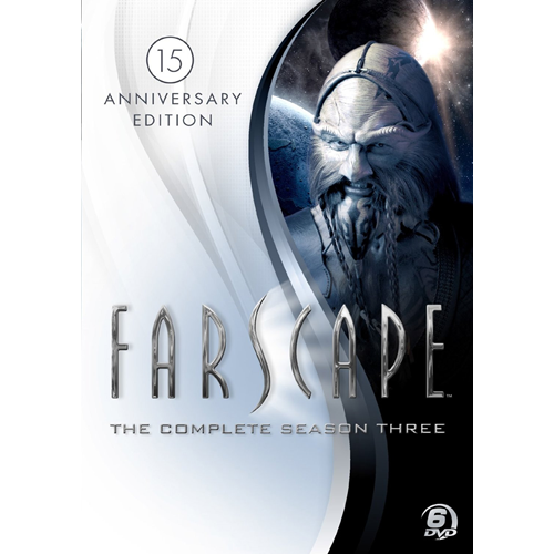 Farscape - Sesong 3 (DVD - SONE 1)