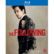 The Following - The Complete Series (BLU-RAY)