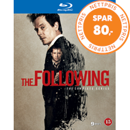 Produktbilde for The Following - The Complete Series (BLU-RAY)