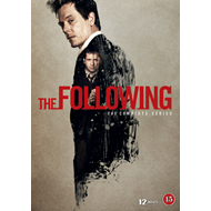 The Following - The Complete Series (DVD)