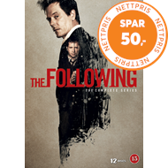 Produktbilde for The Following - The Complete Series (DVD)