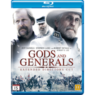 Gods And Generals - Director's Cut (BLU-RAY)