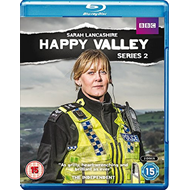 Happy Valley - Sesong 2  (UK-import) (BLU-RAY)