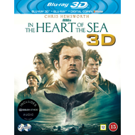 In The Heart Of The Sea (Blu-ray 3D + Blu-ray)
