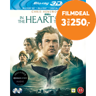 Produktbilde for In The Heart Of The Sea (Blu-ray 3D + Blu-ray)