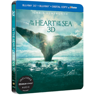 In The Heart Of The Sea - Steelbook Edition (Blu-ray 3D + Blu-ray)