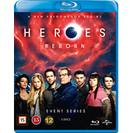 Heroes Reborn - Event Series (BLU-RAY)