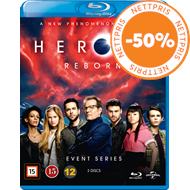 Produktbilde for Heroes Reborn - Event Series (BLU-RAY)