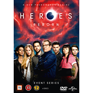 Heroes Reborn - Event Series (DVD)