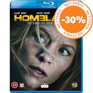 Produktbilde for Homeland - Sesong 5 (BLU-RAY)