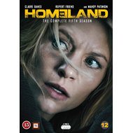 Produktbilde for Homeland - Sesong 5 (DVD)