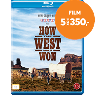 Produktbilde for How The West Was Won (BLU-RAY)