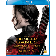 The Hunger Games - Complete 4-Film Collection (BLU-RAY)