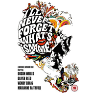 I'll Never Forget What's 'Isname (UK-import) (DVD)