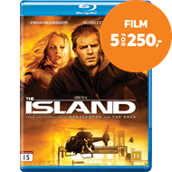Produktbilde for The Island (BLU-RAY)