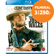 Produktbilde for The Outlaw Josey Wales (BLU-RAY)