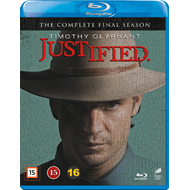 Justified - Sesong 6 (BLU-RAY)