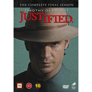 Justified - Sesong 6 (DVD)