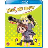 Produktbilde for Kill Me Baby - Complete Collection (UK-import) (BLU-RAY)
