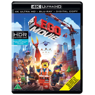 The Lego Movie (4K Ultra HD + Blu-ray)