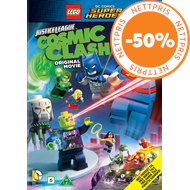 Produktbilde for LEGO Justice League - Cosmic Clash (DVD)