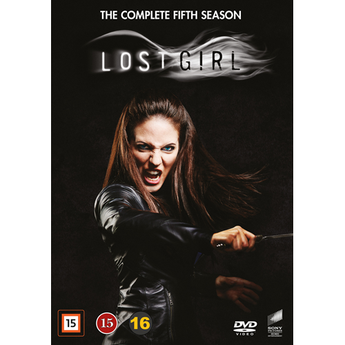 Lost Girl - Sesong 5 (DVD)