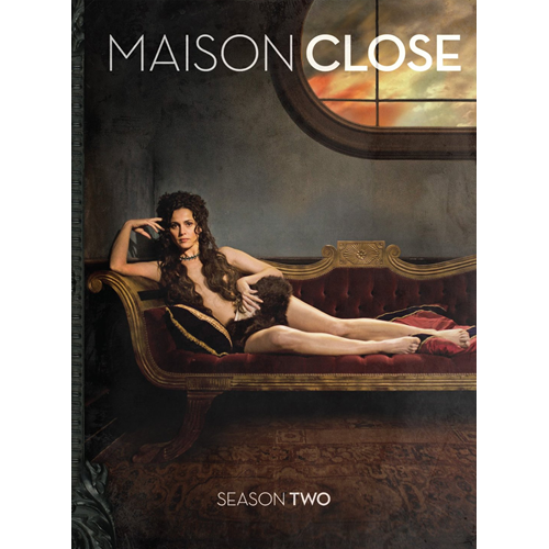 Maison Close - Sesong 2 (DVD - SONE 1)