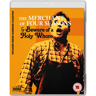 The Merchant Of Four Seasons + Beware Of A Holy Whore (UK-import) (BLU-RAY)