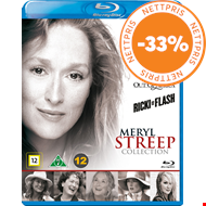 Produktbilde for Meryl Streep Collection (BLU-RAY)