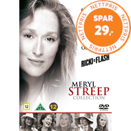 Produktbilde for Meryl Streep Collection (DVD)