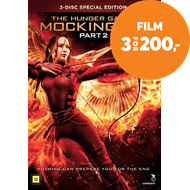 Produktbilde for The Hunger Games 4 - Mockingjay: Pt 2 - Special Edition (DVD)