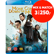 Produktbilde for Monk Comes Down The Mountain (BLU-RAY)