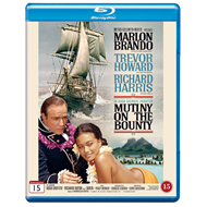 Produktbilde for Mutiny On The Bounty (DK-import) (BLU-RAY)