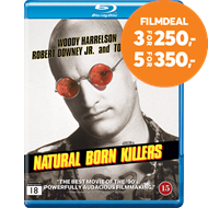 Produktbilde for Natural Born Killers (BLU-RAY)
