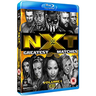 WWE - NXT: Greatest Matches (UK-import) (BLU-RAY)