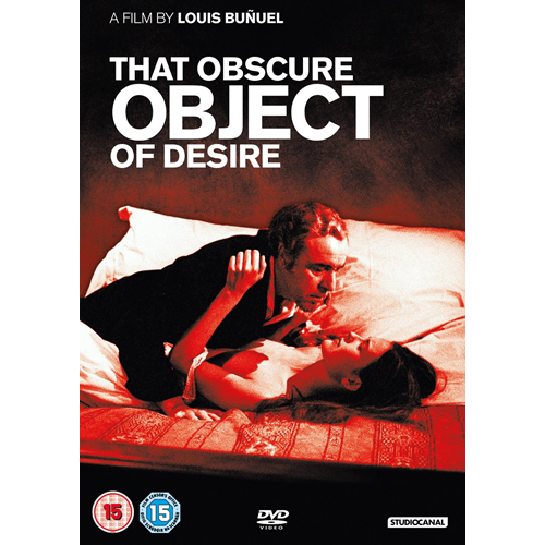 That Obscure Object Of Desire (UK-import) (DVD)