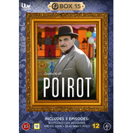 Poirot - Box 15 (DVD)