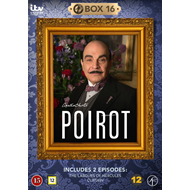 Poirot - Box 16 (DVD)