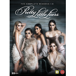 Pretty Little Liars - Sesong 1 - 6 (DVD)