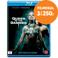 Produktbilde for Queen Of The Damned (DK-import) (BLU-RAY)