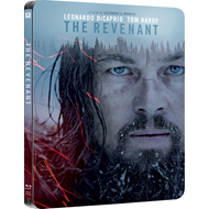 The Revenant - Limited Edition Steelbook (BLU-RAY)