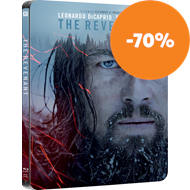 Produktbilde for The Revenant - Limited Edition Steelbook (BLU-RAY)
