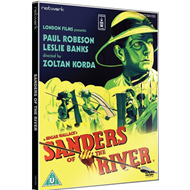 Sanders Of The River (UK-import) (DVD)